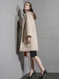 2017戴莉格琳冬装大衣