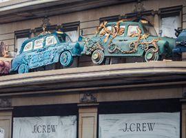 J.Crew第三季度净亏损扩大至1760万美元 销售额下跌4.5%