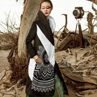 免收加盟费、免收代理费 来自波西米亚的时尚风情的印巴文化女装全国招商!