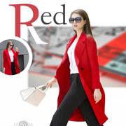 迪丝爱尔时尚新品:无外套不时髦,自带暖心优雅气质