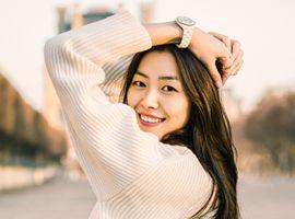 刘雯成亚洲最会赚钱模特 在2017全球模特收入榜中排名第八