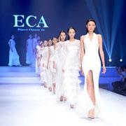 轻奢艺术优雅ECA-2018春夏高级时装秀后台花絮大曝光!