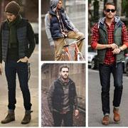 唐束男装:冬季羽绒服穿得好!保暖时尚轻松get