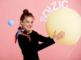SOIZIC少女可,将丝巾重新定义――用少女心编织美好的丝巾品牌(图)