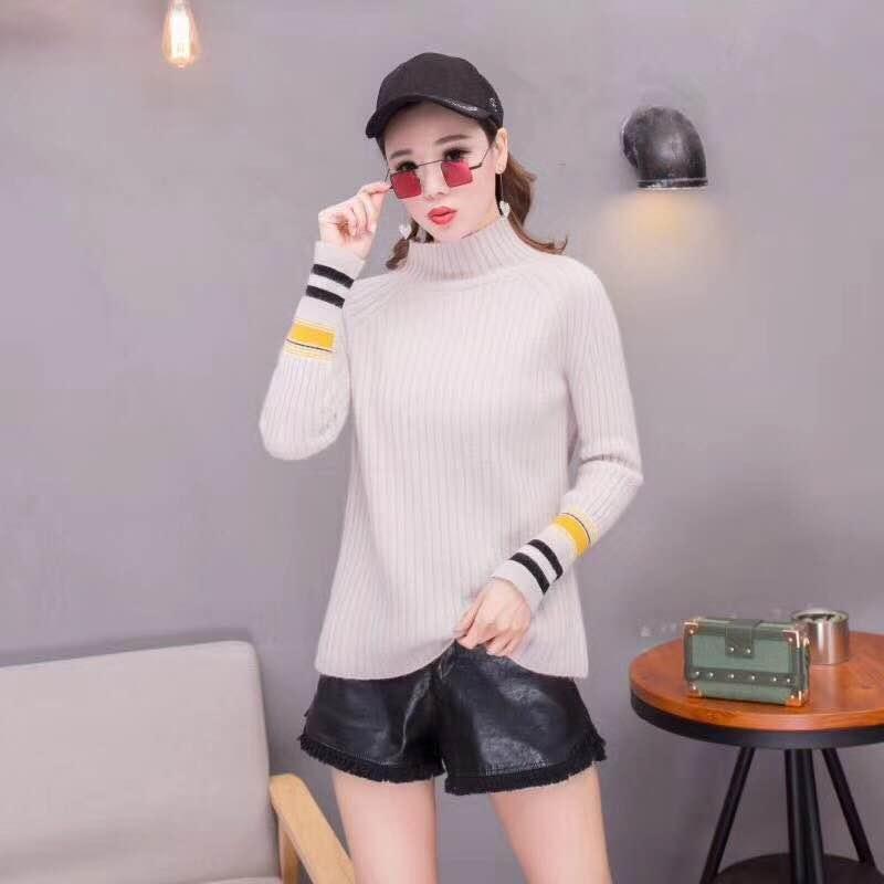 上海品牌女装库存批发 羊绒毛衣尾货批发