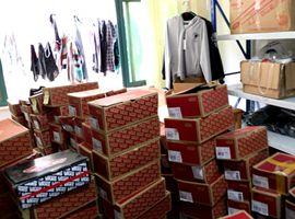 扬言有假鞋就吃掉的网店经营者被阿里送上被告席索赔53万