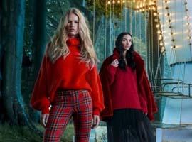 H&M童话圣诞系列宣传片一出 囊括男女装和童装