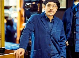 Radiance Blue主理人:Blue Blue Japan的蓝染之魂