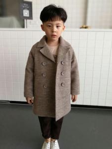设计师潮牌NNE&KIKI男童外套