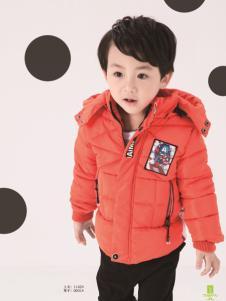 土巴兔新款橙色外套