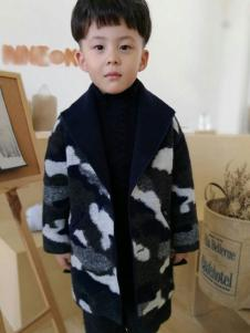 设计师潮牌NNE&KIKI男童潮流外套