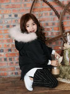 兔子杰罗中童秋冬新款