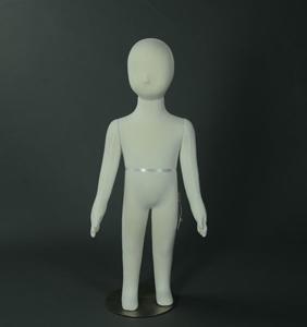 美展模特造型姿势款式多儿童半身服装专用道具