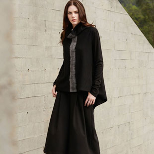加盟独立设计师WJS唯简尚品牌女装  新联营加盟火爆招商!