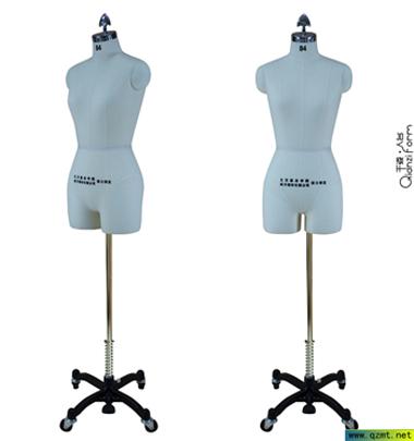 女装上衣立体裁剪人体模型