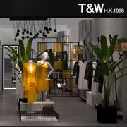T&W设计师女装新店开业 做一个有温度的时髦人!