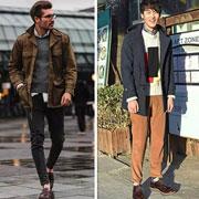 唐束潮牌快时尚男装:帅出新高度!冬季上身穿搭5种套路