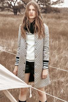 卡尼欧2017新款羽绒外套