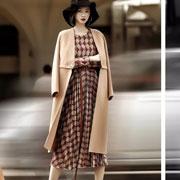 卡索女装:冬日调色盘|不穿黑白灰,也能看起来很贵