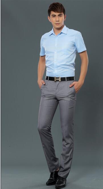 新型职业装 福建男士职业衬衫供应商哪家有信誉