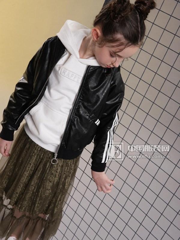 快乐丘比童装 冬季温暖时尚
