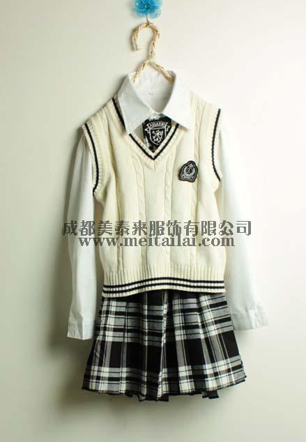 成都定制校服|定做校服|成都外国语学校校服定制厂家美泰来服饰