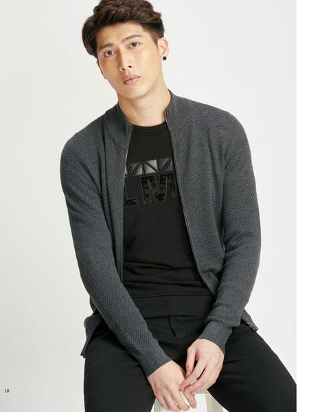 2017劳夫罗伦男装夹克