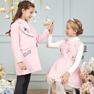 开在学校附近可以选择什么童装品牌?