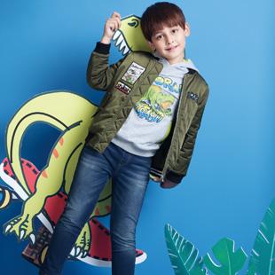 巴柯拉 值得您加盟的童装品牌!