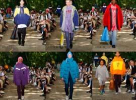 巴黎世家要尝试男女装混卖 但是不退出男装周