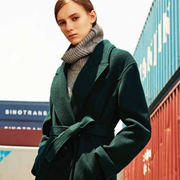 T&W女装新品 大衣带来的魅力