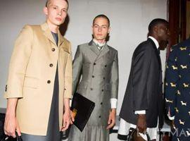 重新定义西装时尚的Thom Browne年销售破1亿美元 创历史新高