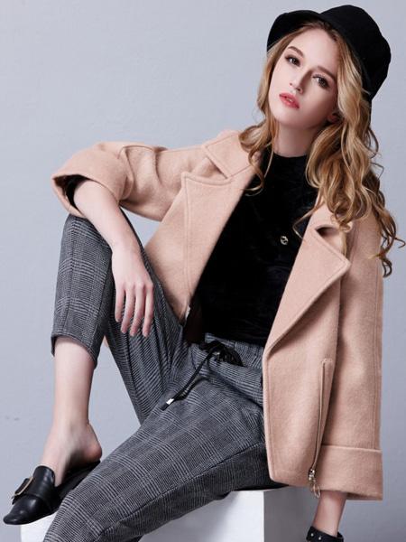 艾米女装2017秋冬新款