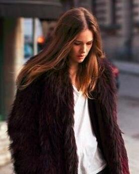 今天穿什么:皮草怎么才能穿的不像一个狗熊?