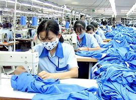 2017年纺织服装市场触底回升,显著回暖