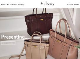 奢侈品牌策略收获成效 英国Mulberry大扩亚洲市场