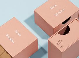 Acne Studios启用全新品牌策略 合并度假系列和女装系列