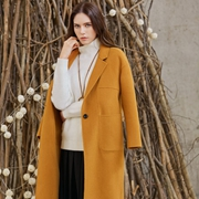 唯简尚 秋冬衣橱是否还缺这么一款大衣呢