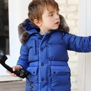 芭乐兔童装男小童秋冬新款 帅气时尚