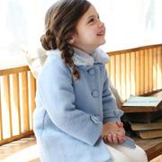 芭乐兔童装女小童秋冬新款:打造气质甜美小公主