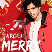 TARGUO它钴男装 红色季的单纯怀念