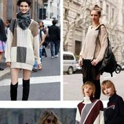 ibudu伊布都时尚新品:没有好看的毛衣内搭,再时髦的外套也出不了彩!