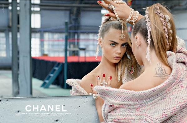 """放弃""""触网""""的Chanel 会得到还是失去更多?"""