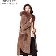 夏姿绮女装 大衣支撑整个冬季的气质