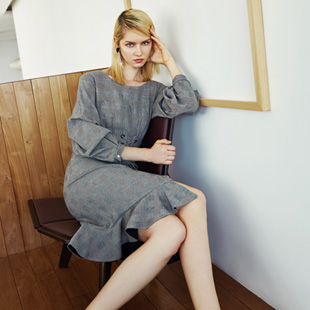 品牌女装加盟 就选知名奥伦提ORITICK时装!