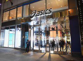 亚瑟士在纽约开全美首家旗舰店 着重强调品牌精神