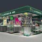 开业有礼|LIKEBAG首家网红店突袭西安!少女心砰砰爆棚粉你一脸