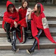 SIEGO西蔻丨震惊!SIEGO西蔻因胭脂红迷上了新年装!