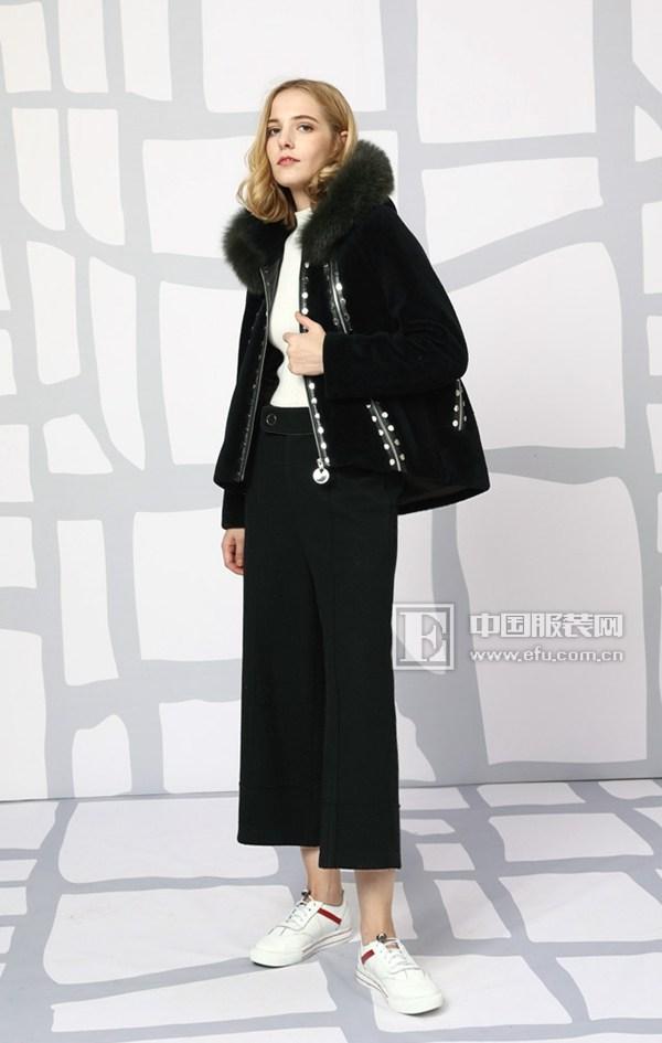 乔帛女装冬季的温暖上线