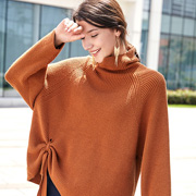 冬季毛衣怎样搭配好看 优衣美时尚新款搭配